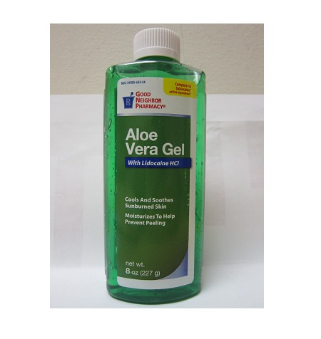 pregnancy and aloe with lidocaine