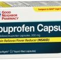Compare to Advil Pain Reliever/Fever Reducer Ibuprofen Liquid Filled Capsules