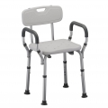 Bath Seat with Back & Arms 9026(Nova), 2CT