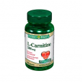 Nature's Bounty L-Carnitine 500mg Tablet, 30ct