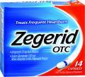 Zegerid OTC Heartburn Relief Omeprazole Capsules