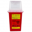 BD Sharps Container 305487 Dual Access 1.5 Quart