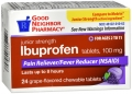 Compare to Motrin Junior Strength Ibuprofen Fever Reducer/Pain Reliever Chewable