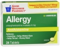 4-Hour Cold & Allergy Relief Tablets