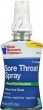 Compare to Chloraseptic Sore Throat Relief Spray, Menthol
