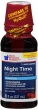 Compare to Vicks Nyquil Nighttime Multi-Symptom Cold and Flu Relief Liquid