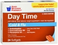 Compare to Vicks Daytime Cold & Flu Relief Softgel Capsules