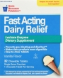 Compare to Lactaid Fast Acting Dairy Relief Tablets, Vanilla