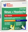 Sinus+Headache Day and Night Relief Caplets