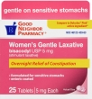 Compare to Dulcolax Women's Gentle Laxative Bisacodyl Tablets