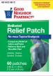 Medicated Pain Relief Patch Compare to Salonpas