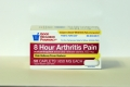 8 Hour Arthritis Pain Relief 650mg Caplets Compare to Tylenol