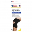 Open Patella Slip-On Knee Support, Large