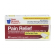 Arthritis Pain Relief Acetaminophen Caplets