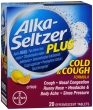 Alka-Seltzer Plus Cold & Cough Formula