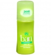 Roll-on Antiperspirant Deodorant(BAN), Unscented, 1.5 oz