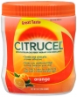 Citrucel Fiber Therapy Powder Orange Flavor