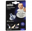Ear Thermometer Lens Filters(Braun), 40 count