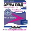 gentian violet solution