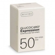 Glucocard Expression Blood Glucose Test Strips(Arkray), 50 count