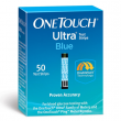 One Touch Ultra Blue Glucose Test Strips, 50 count