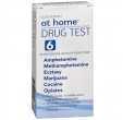 Quickscreen at Home Drug Test 6 The Most Sensitive Tests(Phamatech)