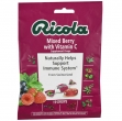 Mixed Berry with Vitamin C,Supplement Drops (Ricola), 19 Drops