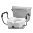 Raised Toilet Seat 8351-R 5 inch Arms-Retail(Nova)