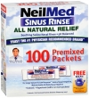 Sinus Rinse Refill Pack (Neilmed), 100 Packets