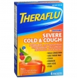 Theraflu Daytime Severe Cold & Cough, 6packets