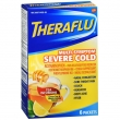 Theraflu Multi-Symptom Severe Cold, 6 packets