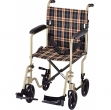 "19.5lb 19"" Lightweight Transport chair, 329CP Champagne"