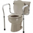 Toilet Safety Rails 8200-R(Nova)
