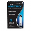 True Metrix Blood Glucose Test Strips, 50 count
