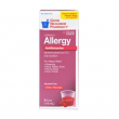 Compare to Benadryl Children's Allergy Liquid, Cherry-Flavored