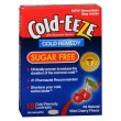 Cold-Eeze Sugar Free Wild Cherry Lozenges