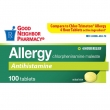 4-Hour Cold and Allergy Relief Tablets