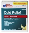 NightTime Multi-Symptom Cold and Head Congestion Relief Caplets (Good Neighbor P