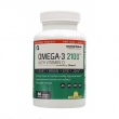 Ocean Blue Omega-3 2100 +Vitamin D Supplement