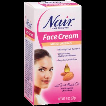 Nair Hair Removal Facial Cream