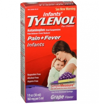 Tylenol Infants Oral Suspension, For Children