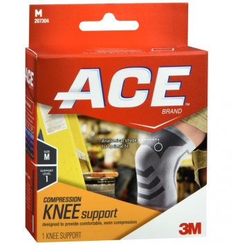 ACE Compression Knee Support(3M)