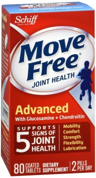 Move Free Advanced Triple Strength Formula