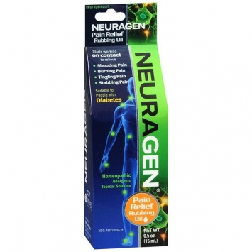 Neuragen Pain Relief Rubbing Oil