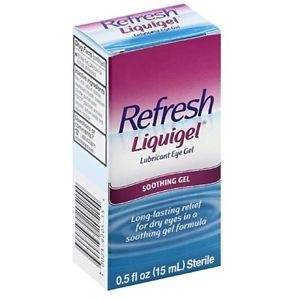 REFRESH LIQUIGEL DRY EYE DROP