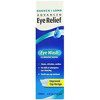 Bausch and Lomb Advanced Eye Relief Eye Wash