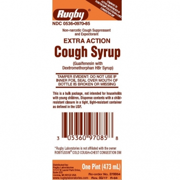Extra Action Cough Syrup