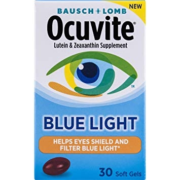 Ocuvite Blue Light Shield Supplement