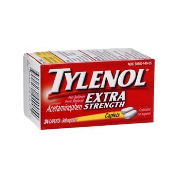 Extra Strength Pain Reliever/Fever Reducer Acetaminophen