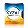 Xyzal 24 Hour Allergy Relief Tablets
